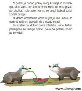 kaj jedo jazbeci 09