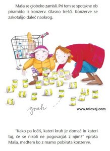 nakupovanje z otrokom