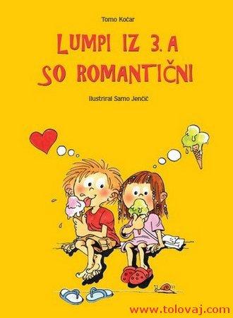 zgodbice lumpi so romanticni