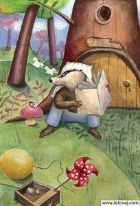 slikanica o jazbecu